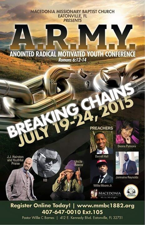 Who's Going? Popular Youth Conference July 19-24 | OrlandoCommunityNews